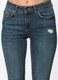 Pieces Jean Pantolon | Five Delly - Skinny Mavi